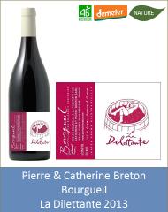 Pierre & Catherine Breton - Bourgueil La Dilettante