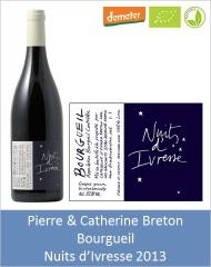 Breton - Bourgueil Nuits d'Ivresse 2013 (Petit)