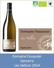 Fouassier Sancerre Les Vallons 2014 (Petit)