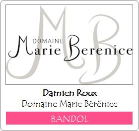Bandol Marie-Bérénice