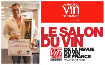Walter Labouyrie - Salon du vin RVF