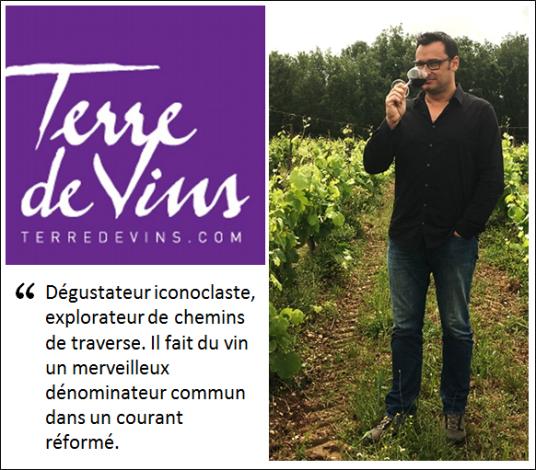 Walter Labouyrie - Terre de Vins