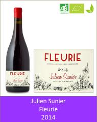 Julien Sunier - Fleurie 2014 (Petit)