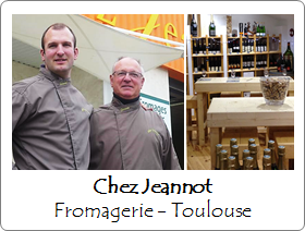 Chez Jeannot Toulouse