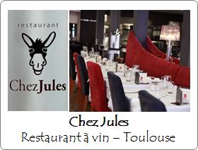 Chez Jules - Restaurant à vin - Toulouse