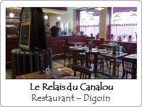 De Relais du Canalou - Restaurant - Digoin