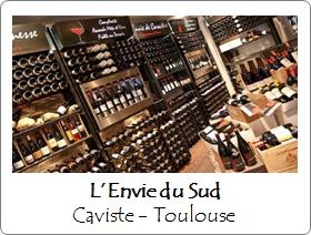 Cave Envie du Sud Toulouse