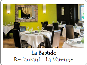 La Bastide - Restaurant - La Varenne