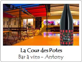 La Cour des Potes - Bar à Vins - Antony