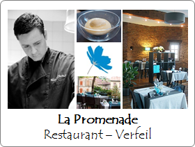 La Promenade - Restaurant - Verfeil