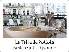 La Table de Pottoka - Restaurant - Bayonne