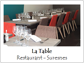 la table restaurant suresnes
