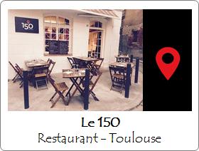 Le 150 - Restaurant - Toulouse