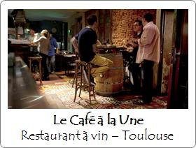 Le Café à le Une - Restaurant - Toulouse