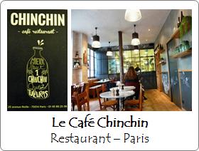 Le Café ChinChin - Restaurant - Paris