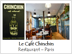 Le Café ChinChin - Restaurant - Paris