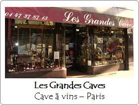 Les Grandes Caves - Cave à Vins - Paris