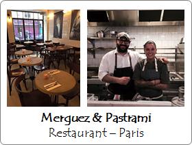 Merguez & Pastrami - Restaurant - Paris