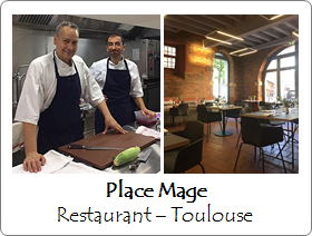 Restaurant Place Mage Toulouse