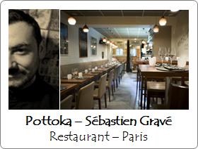 Pottoka - Restaurant - Paris