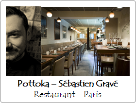 Pottoka - Restaurant - Paris