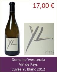 Leccia - YL blanc 2012 (Petit)