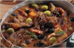 Daube de veau aux olives