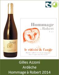 Azzoni - Hommage à Robert 2014 (Petit)