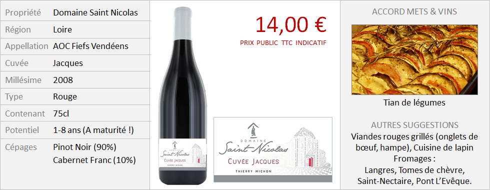 Saint Nicolas - Jacques 2008 (Grand)