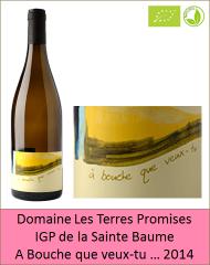 Terres Promises - A bouche que veux tu 2014 (Petit)
