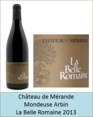Merande - Mondeusre La Belle Romaine 2013 (Petit)