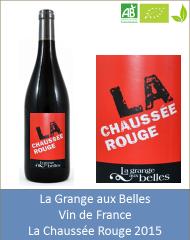 Grange aux Belles - Vin de France La Chaussée Rouge (Petit)