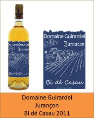 Guirardel - Jurançon Bi dé Casau 2011 (Petit)