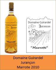 Guirardel - Jurançon Marrote 2010 (Petit)