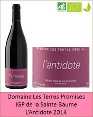 Terres Promises - Antidote 2014 (Petit)