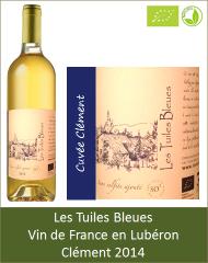 Tuiles Bleues - Clément 2014 (Petit)