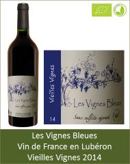 Tuiles Bleues - Vignes Bleues Grenache 2014 (Petit)