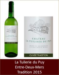 Tuilerie du Puy - Entre-Deux-Mers Tradition 2015 (Petit)