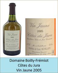 Boilley - Vin Jaune 2005 (Petit)