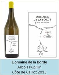 Borde - Cote de Caillot 2013 (Petit)