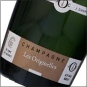 2015 - Champagne Julien Chopin Les Originelles Blanc de Noirs Extra Brut