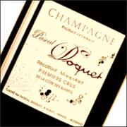2015 - Champagne Permier Cru Pascal Doquet ARpege Blanc de Blancs Brut Nature