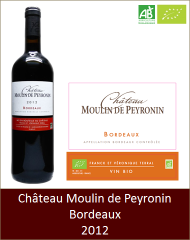 Moulin de Peyronin - Bordeaux Tradition 2012 (Petit)