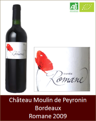Peyronin - Bordeaux Romane 2009 (Petit)
