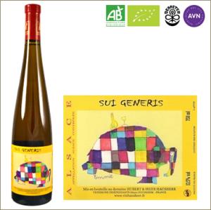 Hubert et Heidi Hausherr - Alsace Sui Generis 2014 (Article)