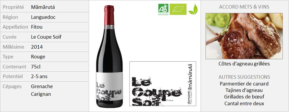 Mamaruta - Le Coupe Soif 2014 (Grand)