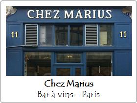Chez Marius Paris