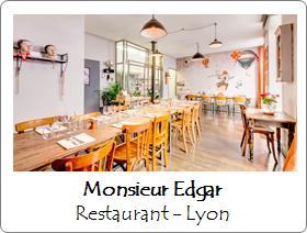 Monsieur Edgar Lyon