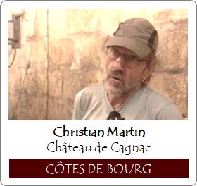 Chateau de Cagnac Christian Martin