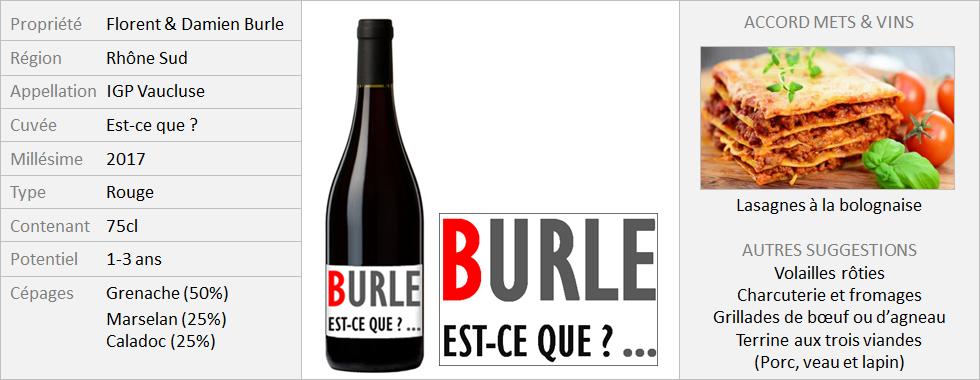 Florent et Damien Burle - IGP Vaucluse Burlesque